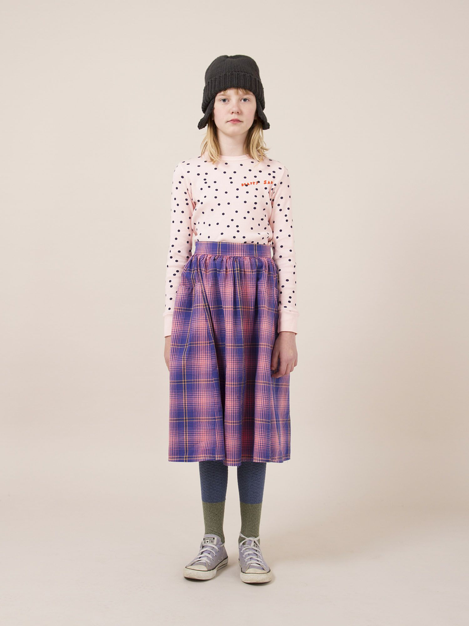 BOBO CHOSES OUTFIT SKIRT
