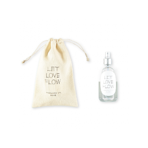 "Fragrance N°1 ""Let Love Flow"""