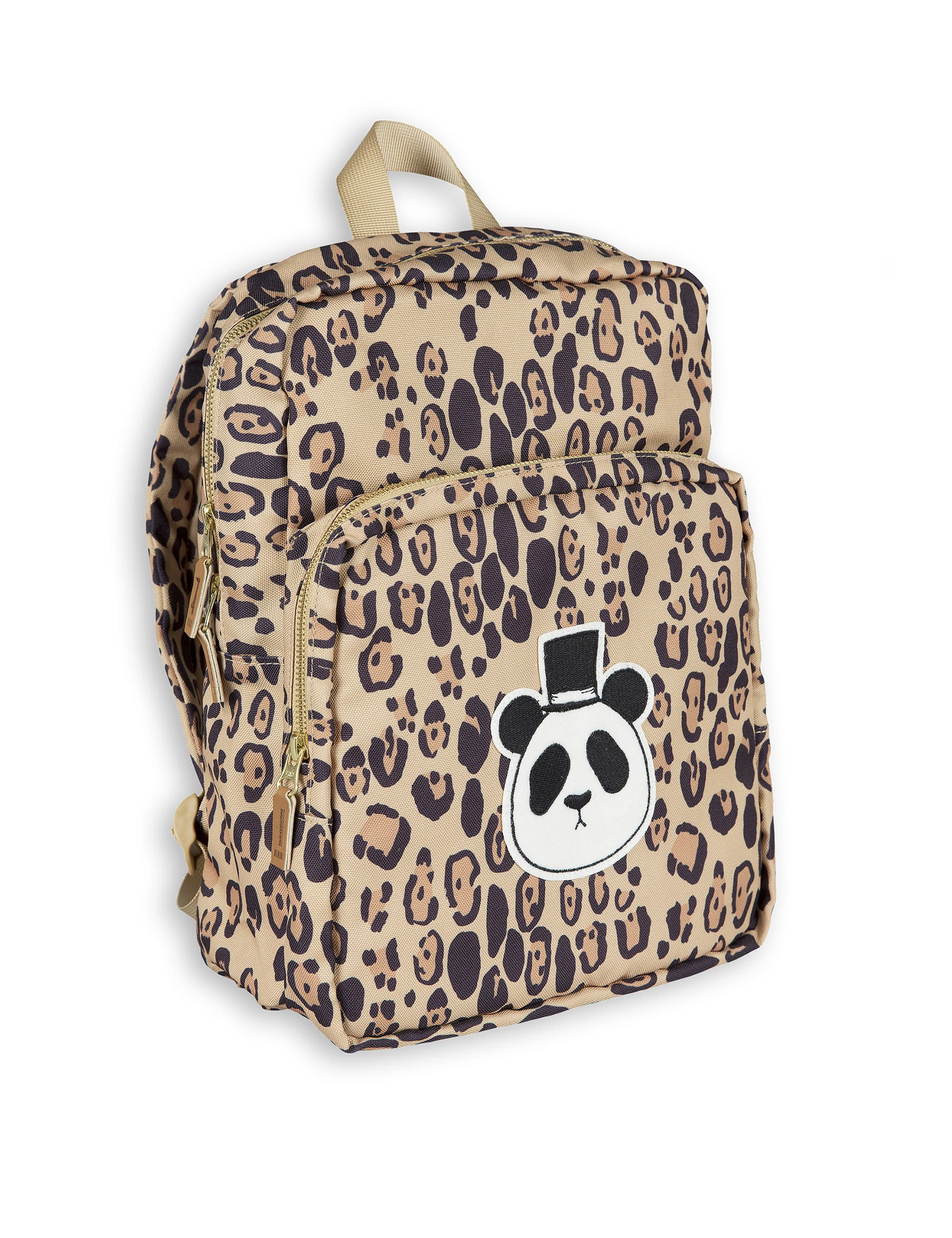1776010113 1 mini rodini panda backpack beige
