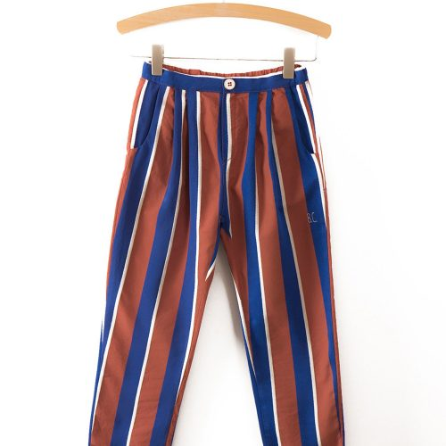 Awning Stripes Baggy Trousers