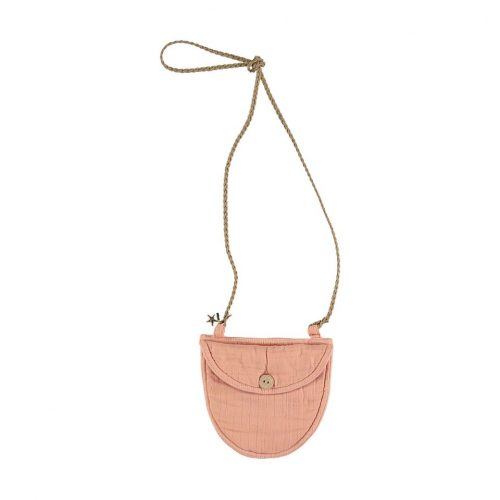 Lurex Bag Rose