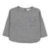 Buho Baby Teo Check Shirt Grey