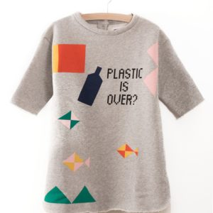 Plastic Is Over? Pocket Dress
