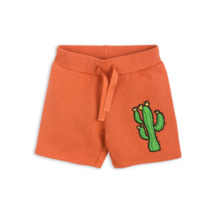 Donkey Cactus Sweatshorts Orange