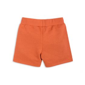 Mini Rodini Donkey Cactus Sweatshorts Orange 2