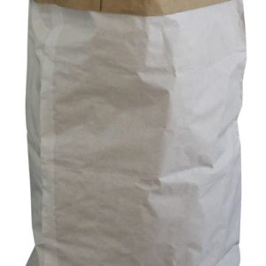 DIY Paper Bag White