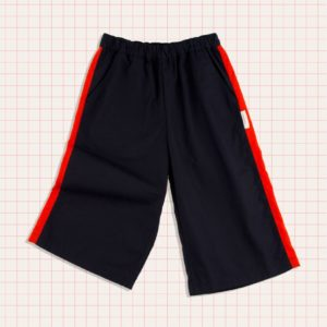 Solid Woven Cool Pant