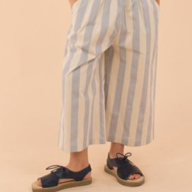 Tinycottons Stripes Woven Cool Pant 2