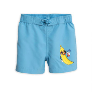 Banana Swimshorts Light Blue