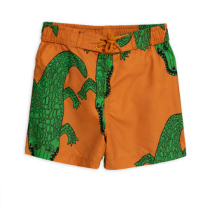 Crocco Swimshorts Brown