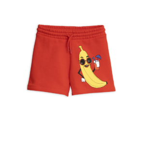 Banana Sp Sweatshorts Red