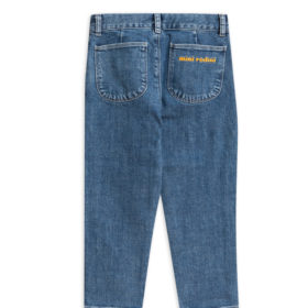 2 Mini Rodini Denim Jeans Blue S Big