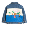 2 – Mini Rodini Seamonster Denim Jacket Blue