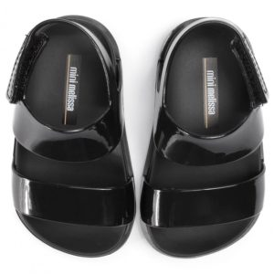 Mini Melissa Cosmic Sandal Black