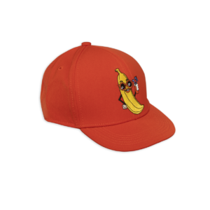 Banana Trucker Cap Red