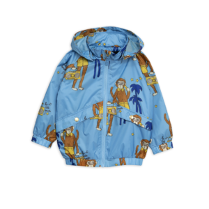 Cool Monkey Sporty Jacket Light Blue