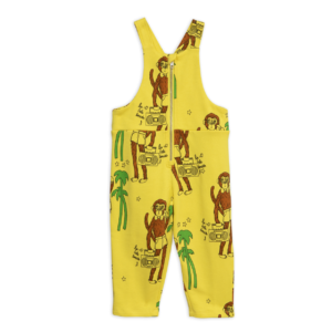 Cool Monkey Aop Dungarees