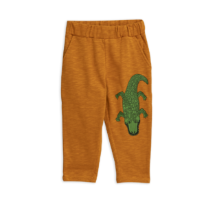 Croco Sp Sweatpants Brown