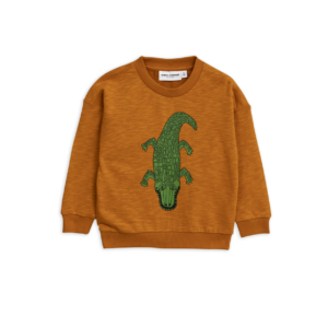 Croco Sp Sweatshirt Brown