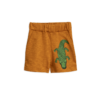 Mini Rodini Crocco Sp Sweatshorts Brown