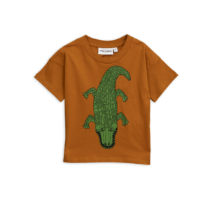 Croco Sp Tee Brown