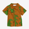 Mini Rodini Croco Short Sleeve Shirt