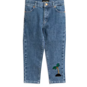 Mini Rodini Denim Jeans Blue