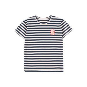 Pop Corn Stripes Short Sleeve Tee
