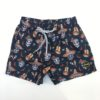 Effek Costume Short Teschi Messicani