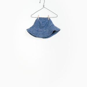 Cappello Prendisole Denim