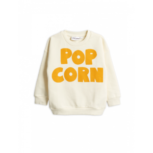 Pop Corn Sweatshirt Offwhite