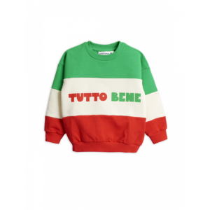 Tutto Bene Sweatshirt Red