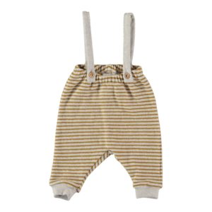 Didi Stripes Pant With Suspenders