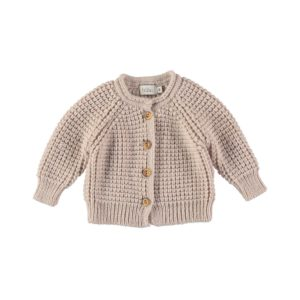 Robin Knit Cardigan Natural