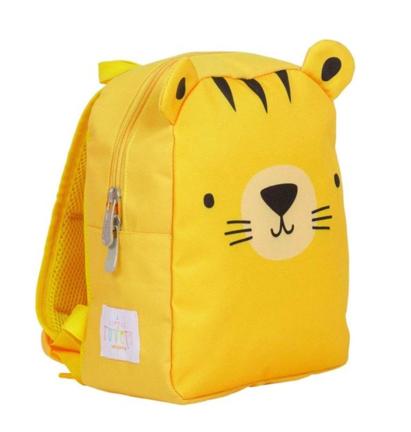 A LITTLE LOVELY COMPANY Little Backpack Tiger 2
