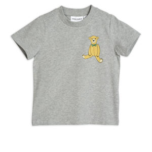 Teddy Bear T-shirt Grey Melange