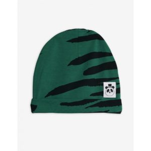 Basic Tiger Beanie Green