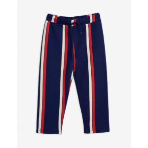 Stripe Sweatpants Blue