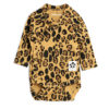 1000001213 1 Mini Rodini Basic Leopard Wrap Body Beige