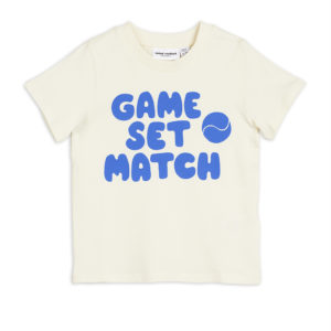 Game Tee Blue
