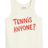 2022014211 1 Mini Rodin Tennis Anyone Tank Offwhite V2