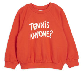 2022016842 1 Mini Rodin Tennis Anyone Sp Sweatshirt Red V2