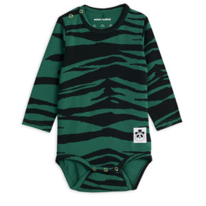 Basic Tiger Long Sleeve Body Green
