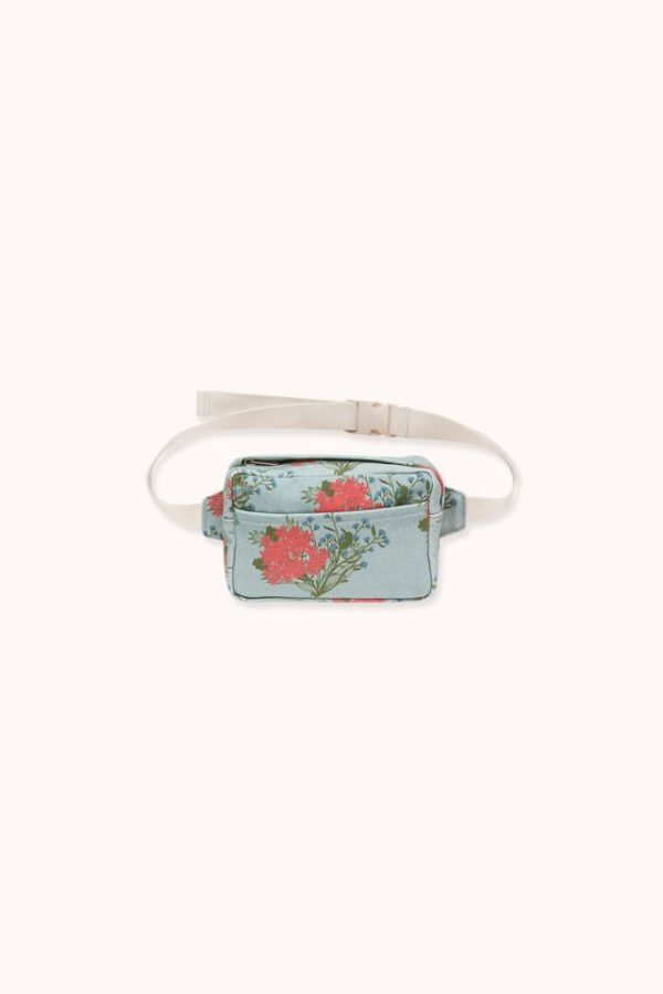 Tinycottons Flowers Fanny Bag