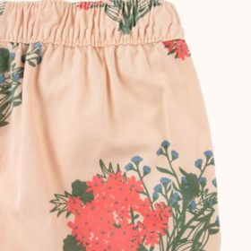 Tinycottons Flowers Pleated Shorts 3