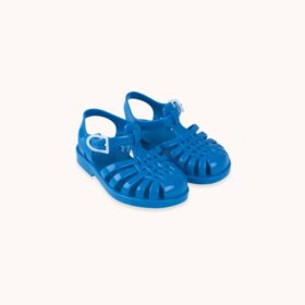Tinycottons Jelly Sandals Cerulean Blue 3