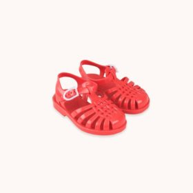 Tinycottons Jelly Sandals Red 2