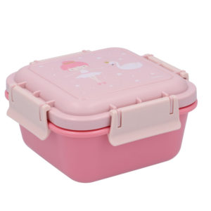 Lunch Box Ballerina Rosa