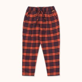 Tinycottons Check Pleated Pant