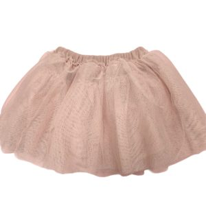 Gonna Tulle Rosa Cipria